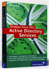Active Directory Services Consulting Firm book icon