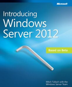 Microsoft Server 2012 Consulting