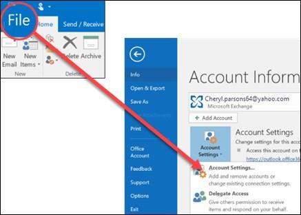Outlook Account