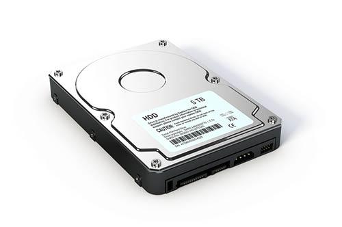 essential computer parts hard drive